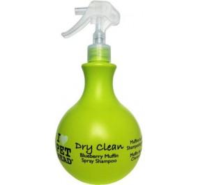 Shampooings sec en spray Dry Clean, 450 ml