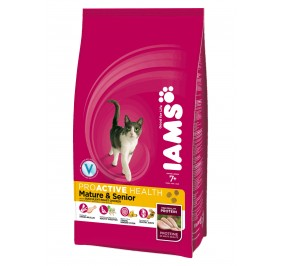 Iams cat food senior (7+) Chicken 2.55 kg