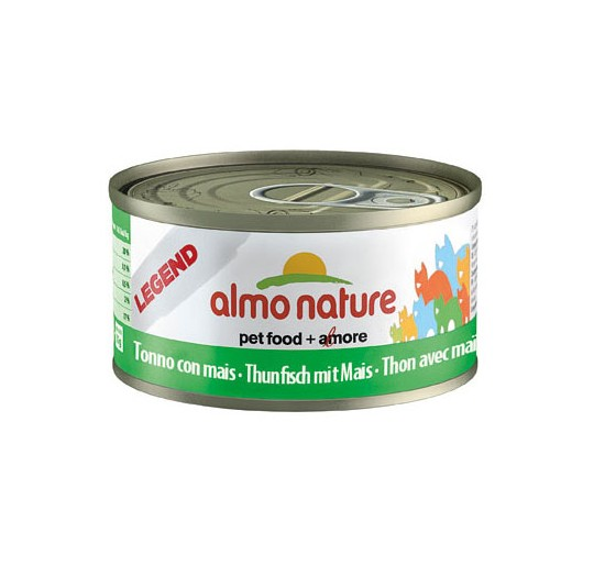 Almo Nature cat Tuna with But 70 g