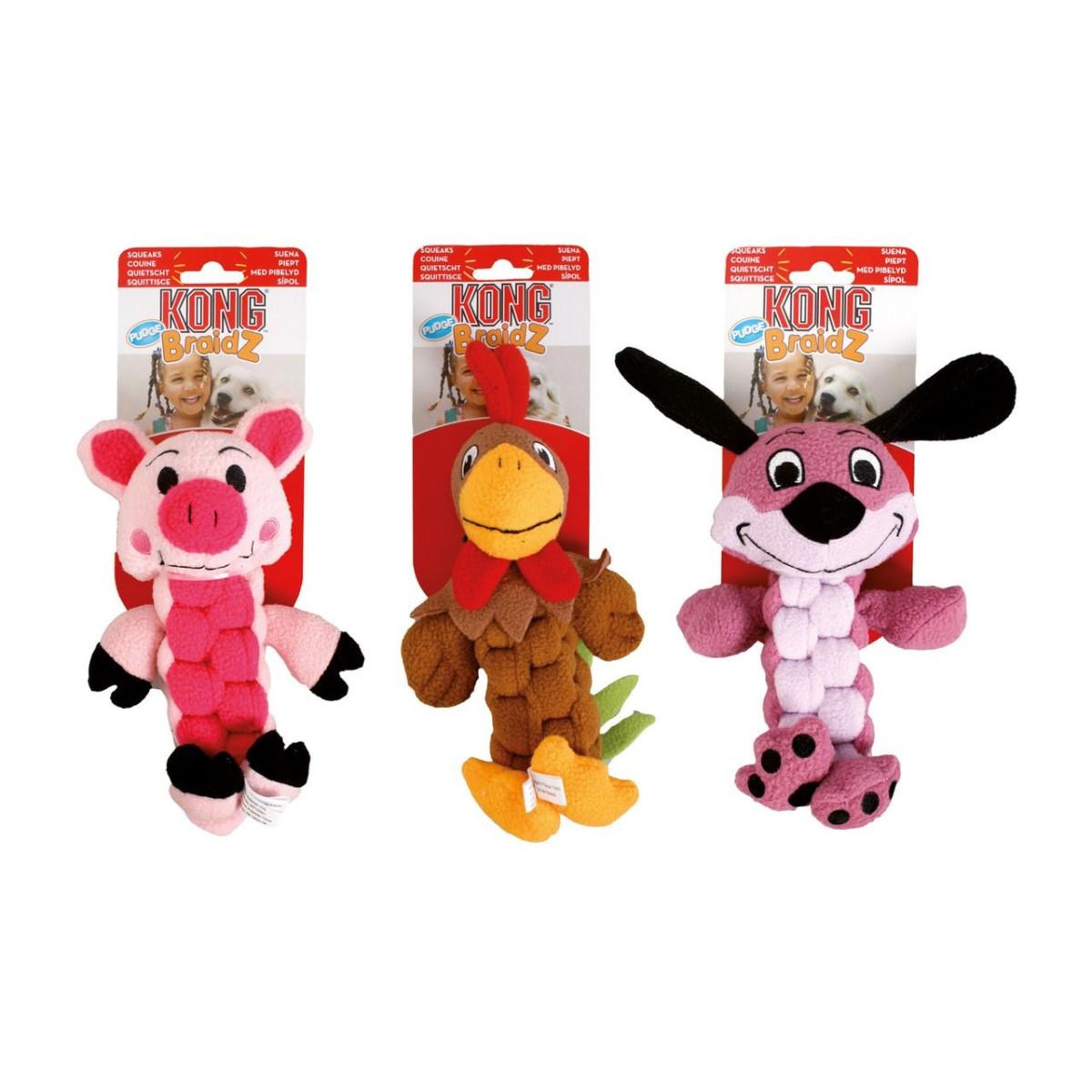 Kong Braidz Cat Toy