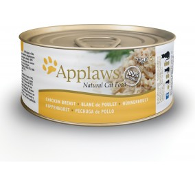 Nourriture pour chat Applaws Boite Chicken Breast 70g