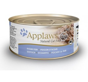 Box for the cat Applaws Ocean Fish 70 g