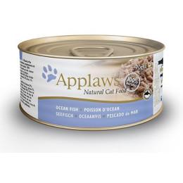 Boite pour chat Applaws Ocean Fish 70gr