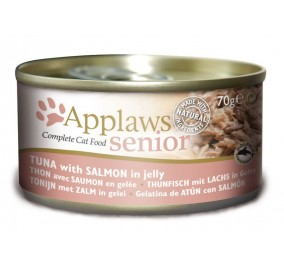 Food for cats older in box Applaws tuna and salmon 70 g