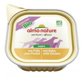 Almo Nature dog, Bio Paté 100g  Puppy