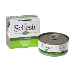 Schesir Dog chicken fillets 150gr