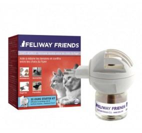 Feliway Friend Kit de Demarrage 30 Jours 48ml