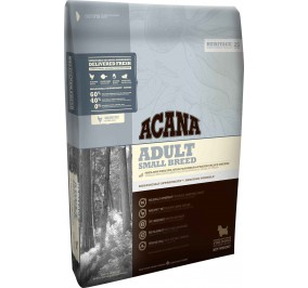 Food for dogs ACANA adult small breed 2kg