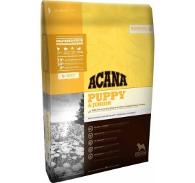 Food for dogs ACANA puppy and junior 11.4 kg