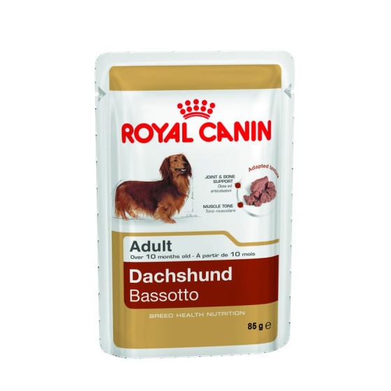 Royal Canin dog Special Dachshund Bag 6x85gr