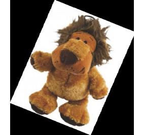 """Peluche pour Chien """"Lion"""" 20cm"""
