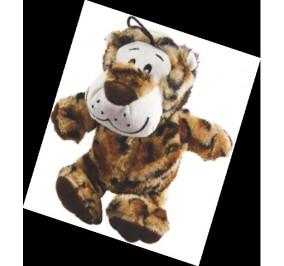 """Peluche pour Chien """"Leopard"""" 20cm"""