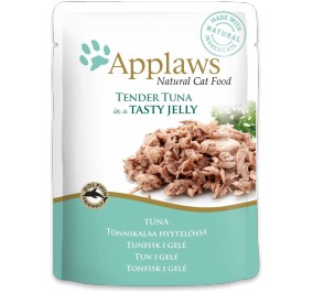 Cat food Applaws Jelly Tuna pouch 70 g
