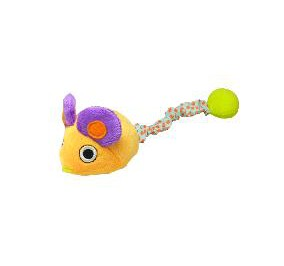 "Toy for cat ""Scooting Mouse"""