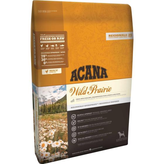 Nourriture pour chien Acana Wild Prairie 11.4kg
