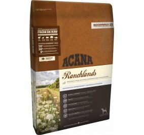 Aliment chien Acana Ranchland 11.4kg