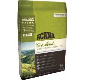 Food for dogs ACANA Adult Grassland 11.4 kg