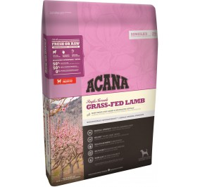 Food for dogs ACANA SINGLES Grass-Fed Lamb 2kg