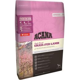 Aliment pour chien ACANA SINGLES Grass-Fed Lamb 2kg