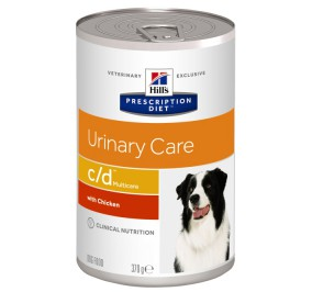 Prescription Diet™ c/d™ Multicare Canine en boite 12x370gr