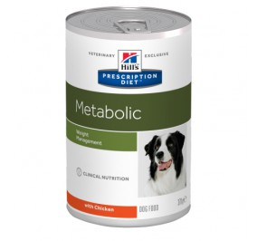 Prescription Diet™ Metabolic Canine Original 12x370gr