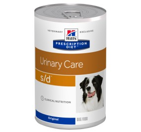 Prescription Diet™ s/d™ Canine en boite 12x370gr