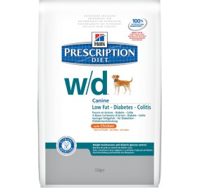 Prescription Diet™ Canine w/d™ with Chicken