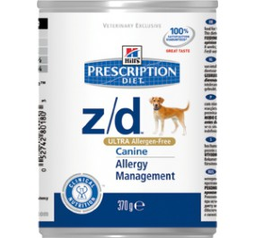 Prescription Diet™ Canine z/d™ 12x370gr