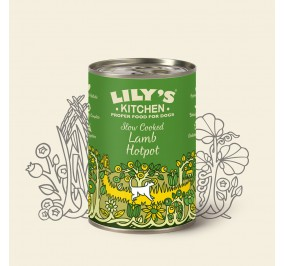 Lily's Kitchen Dog Agneau 400gr