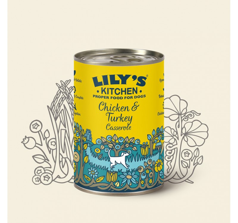 Lily S Kitchen Wet Dog Food
