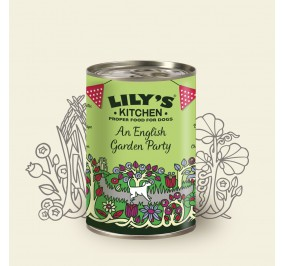 Lily's Kitchen Dog English Party  400gr