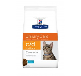 Prescription Diet™ c/d™ Multicare Feline Poissons