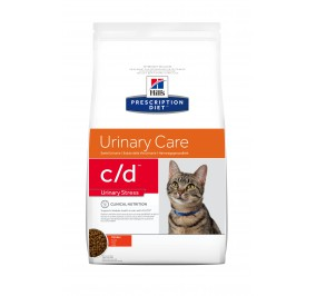Prescription Diet™ c/d™ Feline Urinary Stress Poulet