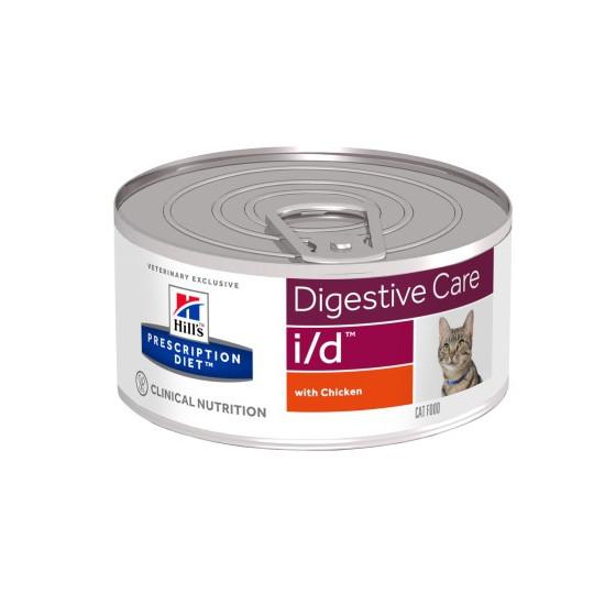 Prescription Diet™ i/d™ Feline with Chicken 24x156gr