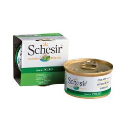 Schesir Cat Box 85g Chicken Fillet