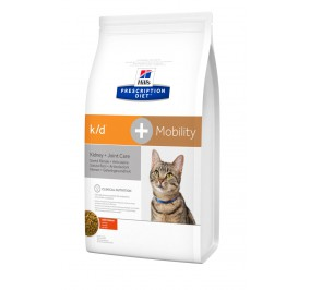 Prescription Diet™ k/d™+Mobility Feline with Chicken