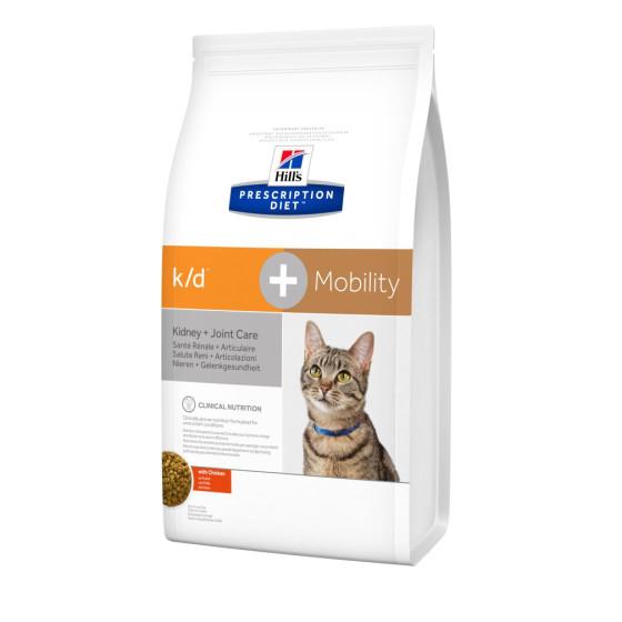 Prescription Diet™ k/d™+Mobility Feline with Chicken