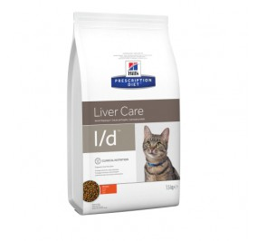 Prescription Diet™ L/D™ Feline Chicken 1.5kg