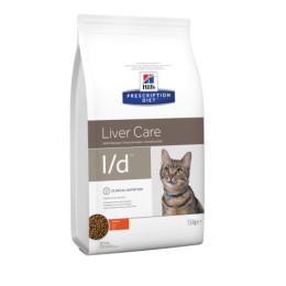 Prescription Diet™ L/D™ Feline Chicken 1.5 kg