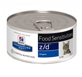 Prescription Diet™ z/d™ Feline Boite 24x156gr