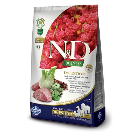 Farmina Dog Digestion Lamb, quinoa