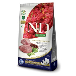 Farmina Dog Weight Management Lamb, quinoa