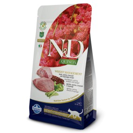 Farmina Cat Adult Weight Management Lamb and Quinoa