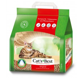 Litiere Cat's Best Oeko Plus 10 lt