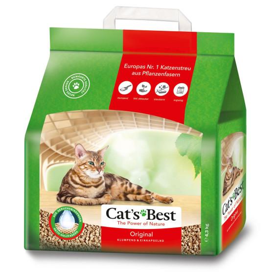 Ltiere Cat's Best Oeko Plus 10 lt