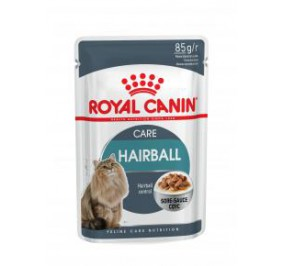 Royal Canin cat wet Hairball Care bag 85g