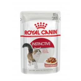 Royal Canin chat humide Instinctive En Sauce sachet 85g