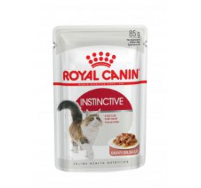 Royal Canin cat wet Instinctive In Gravy pouch 85g