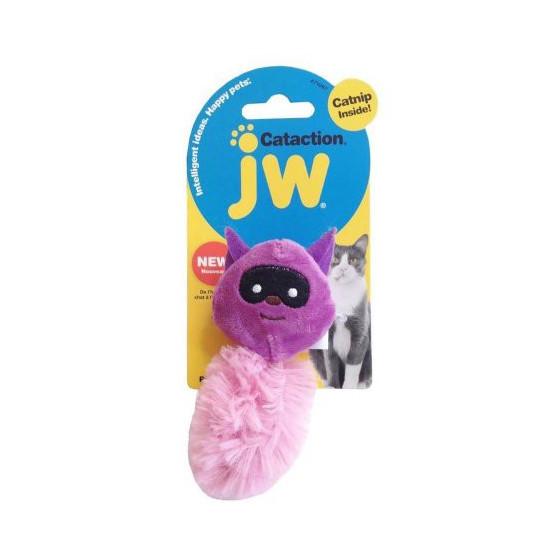Jouet pour Chat JW Purple Raccoon 1 Pc