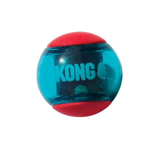 Balle Kong Squeezz Action Large 2pce.